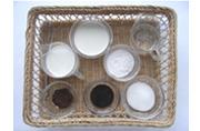 即溶解ペクチンでとろけるチョコムース:材料